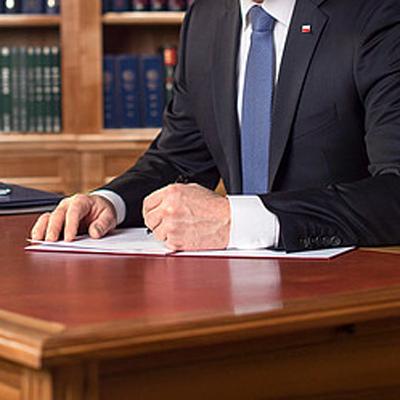 Prezydent podpisał ustawę odystrybucji ubezpieczeń